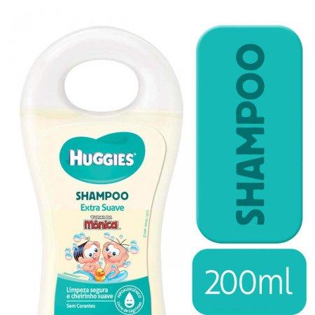 Shampoo Infantil Turma da Mônica Extra Suave