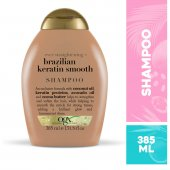 Shampoo OGX Brazilian Keratin Smooth