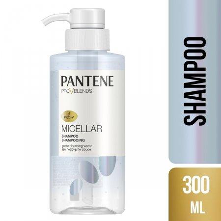 Shampoo Pantene Blends Micellar Premium