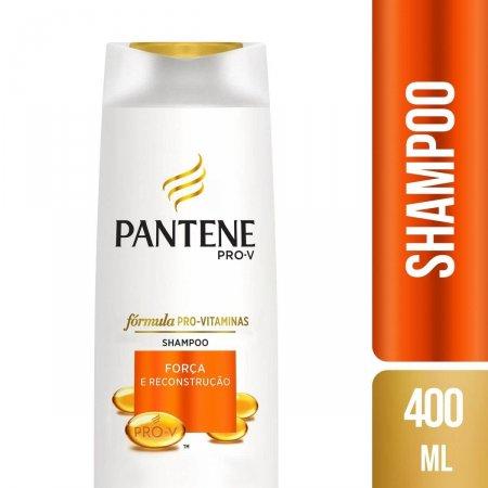 PANTENE SHAMPOO FORCA E RECONSTRUCAO 400ML