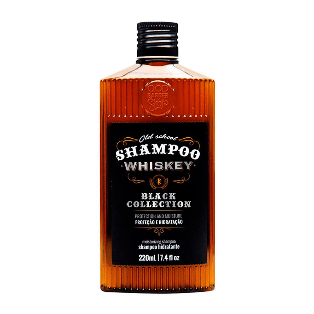 Shampoo QBS Whiskey Black Collection QOD 220ml