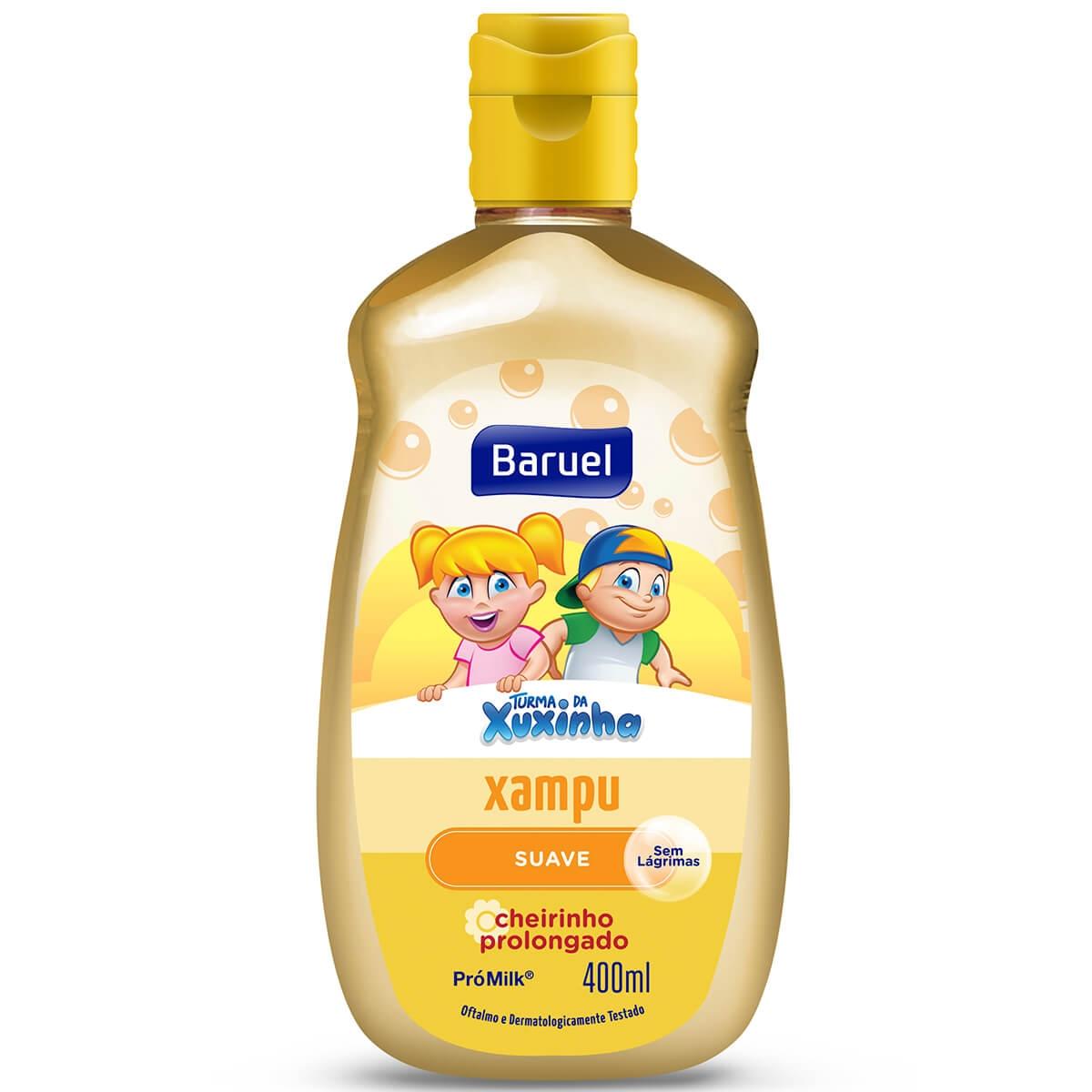 Shampoo Suave Xuxinha 400ml