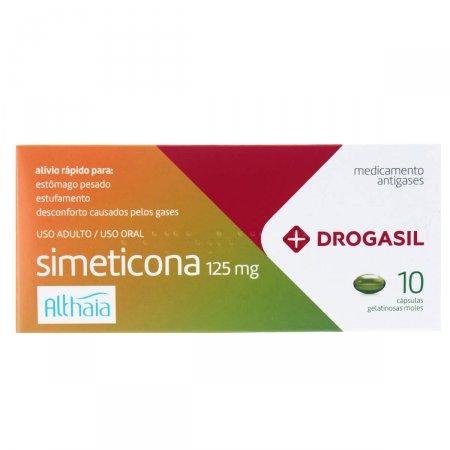 Simeticona 125mg Drogasil
