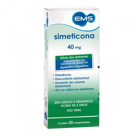 Simeticona 40mg