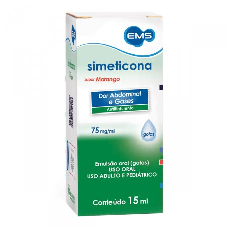 Simeticona 75mg/ml