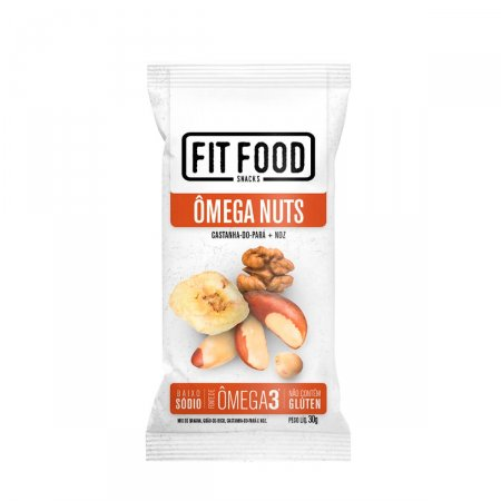 Snack Fit Food Ômega Nuts