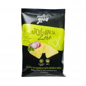 Snack de Tapioca Nutrigood Sabor Cebola e Salsa