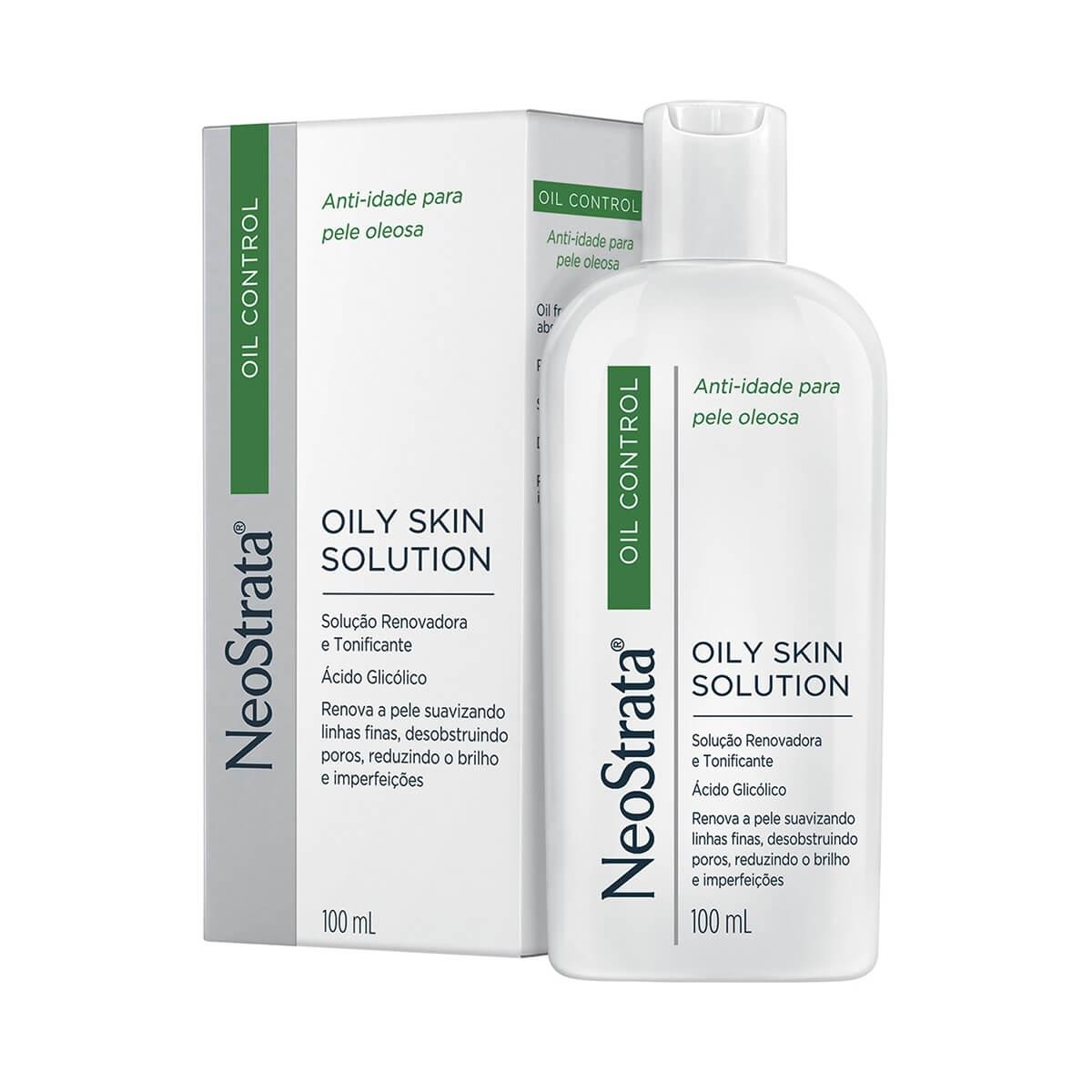 NeoStrata Oily Skin Solution Tônico Anti-idade com 100ml 100ml