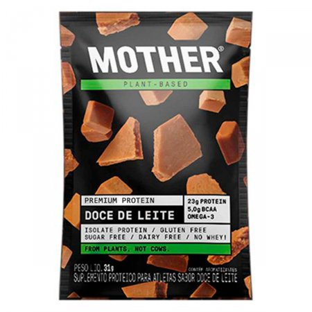 MOTHER SPORT PROTEIN SACHE DOCE DE LEITE 31G