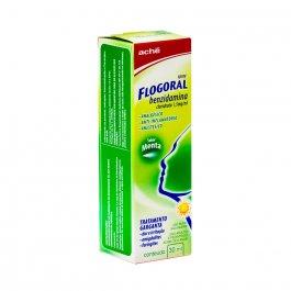 Spray Flogoral Sabor Menta