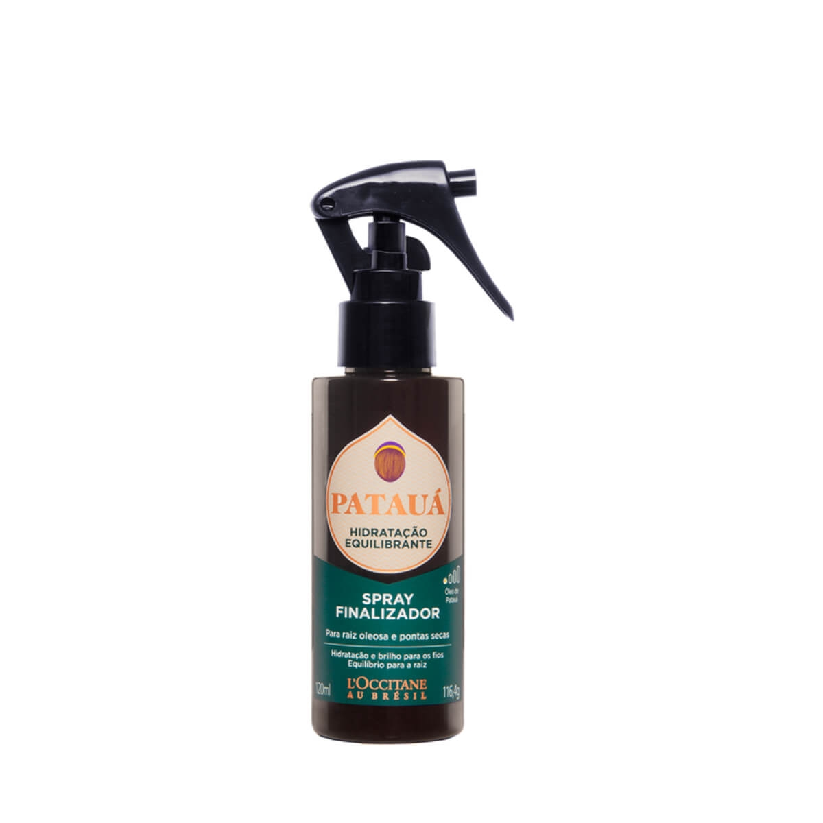 Spray Finalizador L'Occitane Au Brésil Hidratação 120ml
