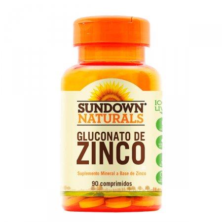 Suplemento Mineral Sundown Zinco