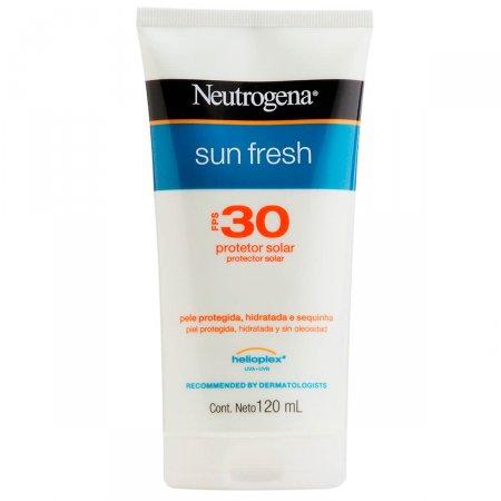 Protetor Solar Neutrogena Sun Fresh FPS30