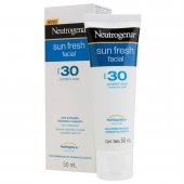 NEUTROGENA PROTETOR SOLAR SUN FRESH FACIAL FPS 30 50ML