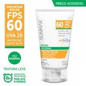 Protetor Solar Sunmax Intense FPS60