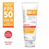 Protetor Solar Sunmax Sensitive FPS50