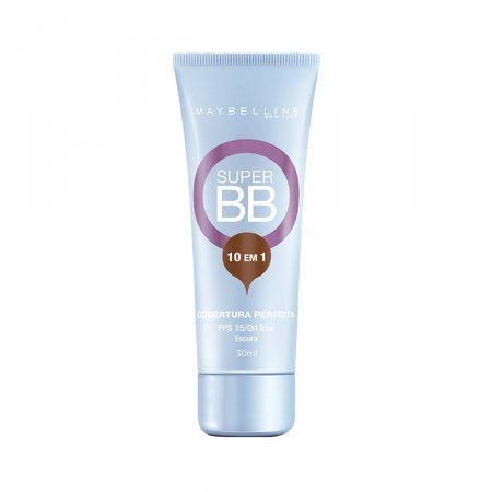 Super BB Cream Maybelline FPS15 Cor Escura