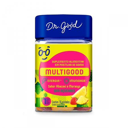 DR. GOOD MULTIGOOD POLIVITAMINICO 120G