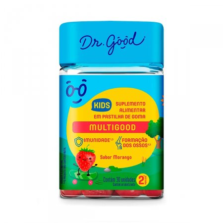 DR. GOOD MULTIGOOD POLIVITAMINICO KIDS 111G