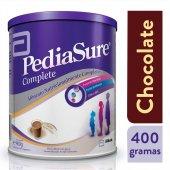 Suplemento Alimentar em Pó Pediasure Sabor Chocolate com 400g