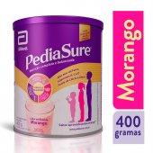 Suplemento Alimentar Infantil em Pó Pediasure Sabor Morango com 400g