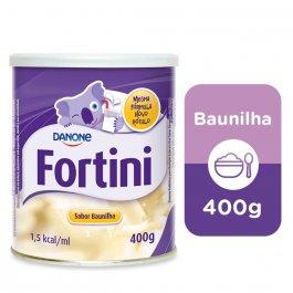 Suplemento Alimentar Fortini Baunilha com 400g
