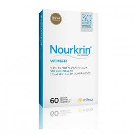 Suplemento Alimentar Nourkrin Woman com 60 comprimidos