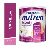 NUTREN BEAUTY VANILLA 400G