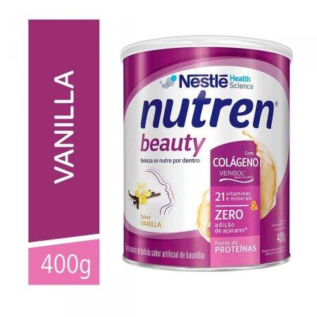 NUTREN BEAUTY VANILLA 400G