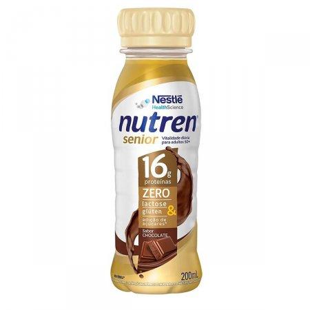 Complemento Alimentar Nutren Senior Chocolate 200ml