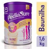 Suplemento Alimentar Infantil em Pó Pediasure Baunilha com 1,6kg