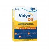 VIDYN D3 1.000UI COM 30 CAPSULAS MOLES
