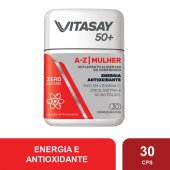 Suplemento Alimentar Vitasay 50+ Mulher A-Z
