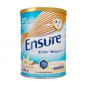 Suplemento Nutricional Ensure Baunilha com 850g