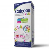 CALCEOS KIDS SOLUCAO ORAL 200 ML