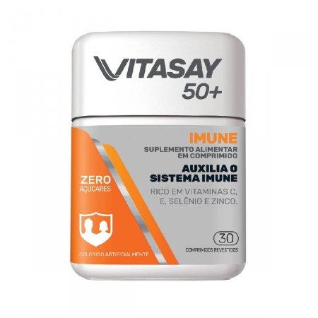 Suplemento Alimentar Vitasay 50+ Imune