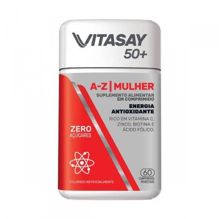 Suplemento Alimentar Vitasay 50+ Mulher
