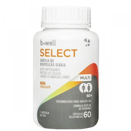 Suplemento de Vitaminas e Minerais B-Well