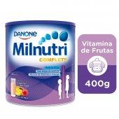 Suplemento Milnutri Complete Sabor Vitamina de Frutas