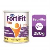 FORTIFIT 280 GRAMAS SABOR BAUNILHA