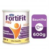 FORTIFIT BAUNILHA 600G