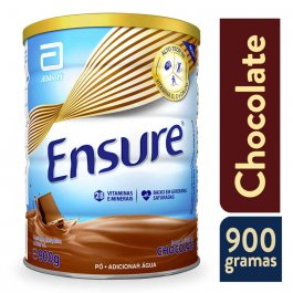Suplemento Nutricional Ensure Chocolate 900g