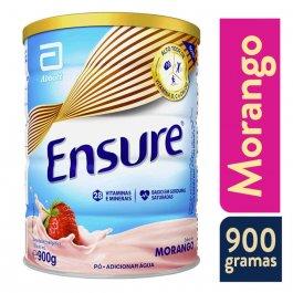 Suplemento Nutricional Ensure Morango 900g