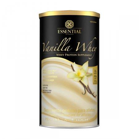 ESSENTIAL NUTRITION VANILLA WHEY 450G