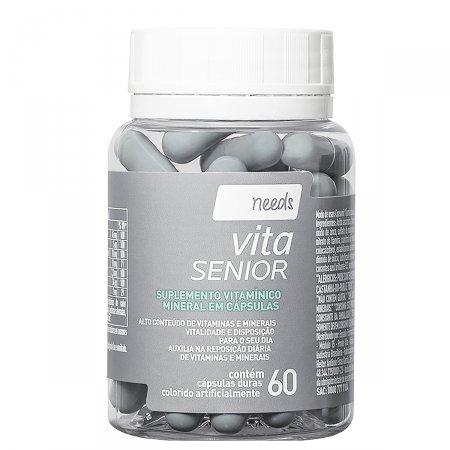 Suplemento Vitaminico Needs Vita Senior