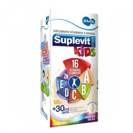 Suplevit Kids