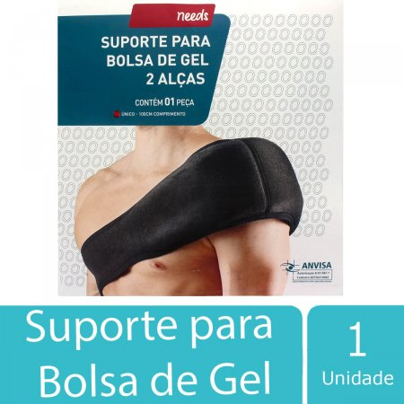 NEEDS SUPORTE PARA BOLSA DE GEL 2 ALCA TAMANHO UNICO