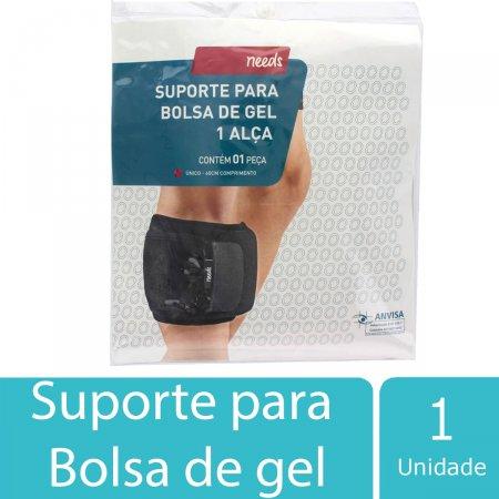 Suporte para Bolsa de Gel 1 Alça Needs Tamanho Único 1 Unidade   Drogasil.com Foto 2