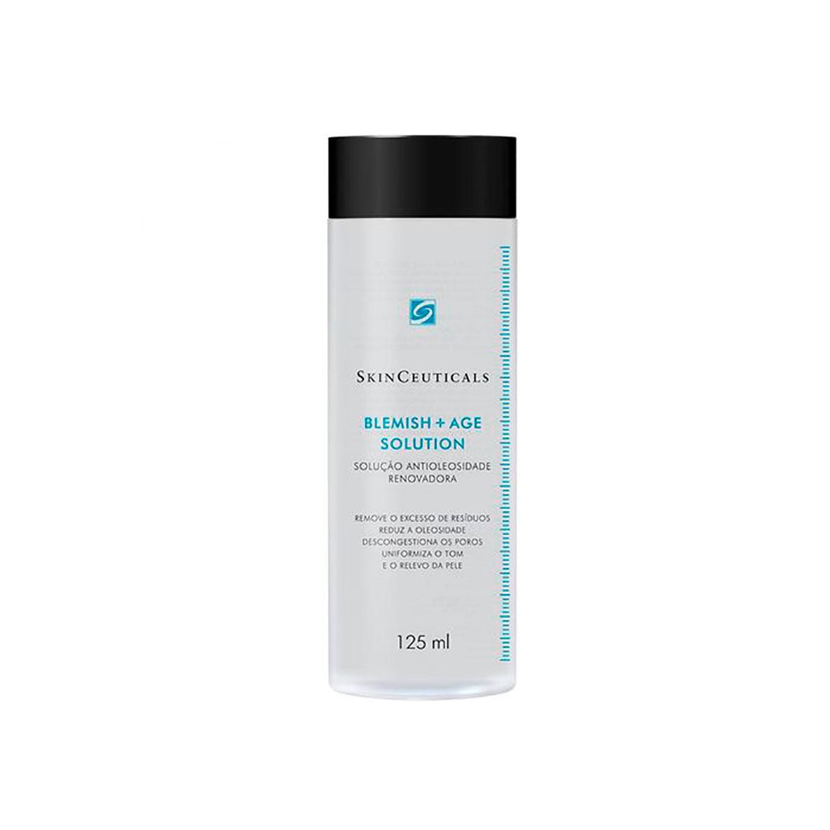 Skinceuticals Tônico Facial Blemish + Age Solution com 125ml 125ml