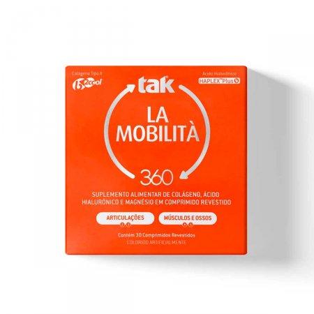 TAK 360 LA MOBILITA 30 COMPRIMIDOS REVESTIDOS